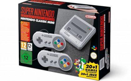 Super Nintendo Mini: 5 motivi per non comprarla