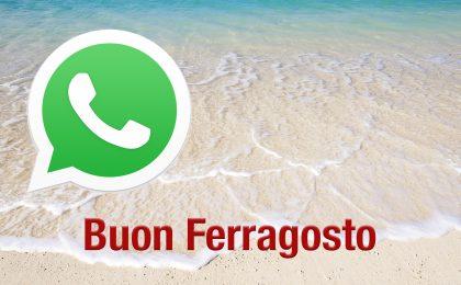 Buon Ferragosto 2017: immagini per WhatsApp