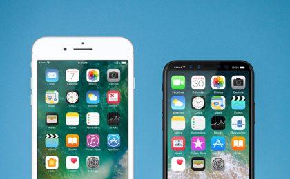 iPhone 8 con schermo OLED da 6.5 pollici di diagonale, i rumors