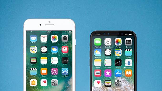 Iphone 8 con schermo oled da 6 5 pollici di diagonale i for Smartphone ultime uscite