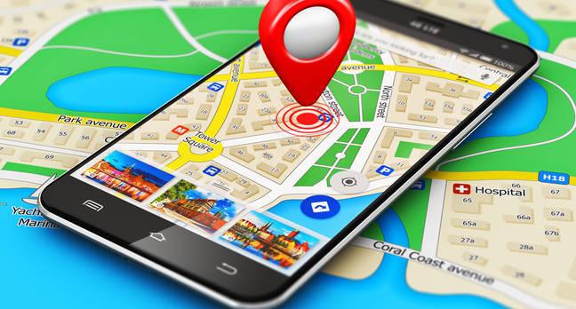 Google Maps trova parcheggio: servizio anche per Roma e Milano