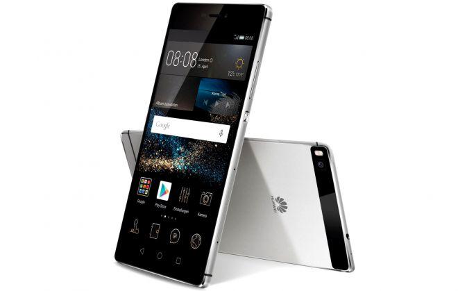 Huawei Ascend P8 ufficiale