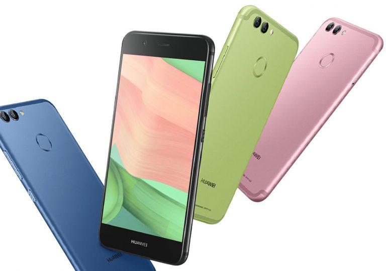 Huawei Nova 2 colori