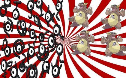 Pokemon Go: Kangaskhan e Unkown tutti gli spawn speciali in Italia
