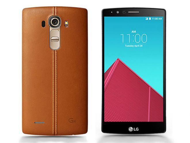 LG G4 pelle