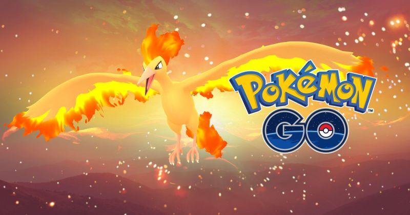 Pokemon Go, Moltres: i migliori contro per batterlo nei raid e catturarlo