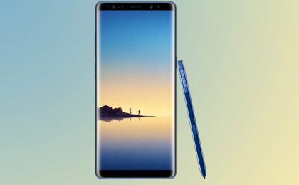 Samsung Galaxy Note 8: i 5 motivi per comprarlo