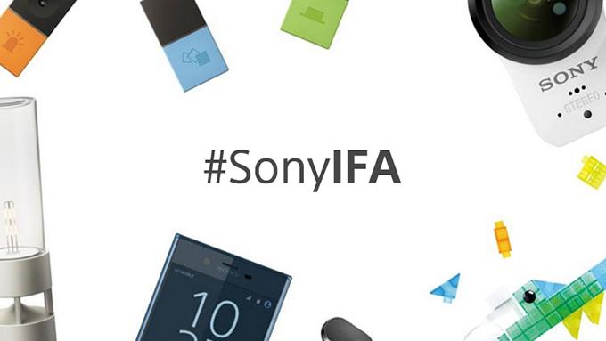 Sony Xperia XZ1 Compact IFA