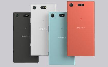 Sony Xperia XZ1 Compact in uscita: scheda tecnica e prezzo ufficiali