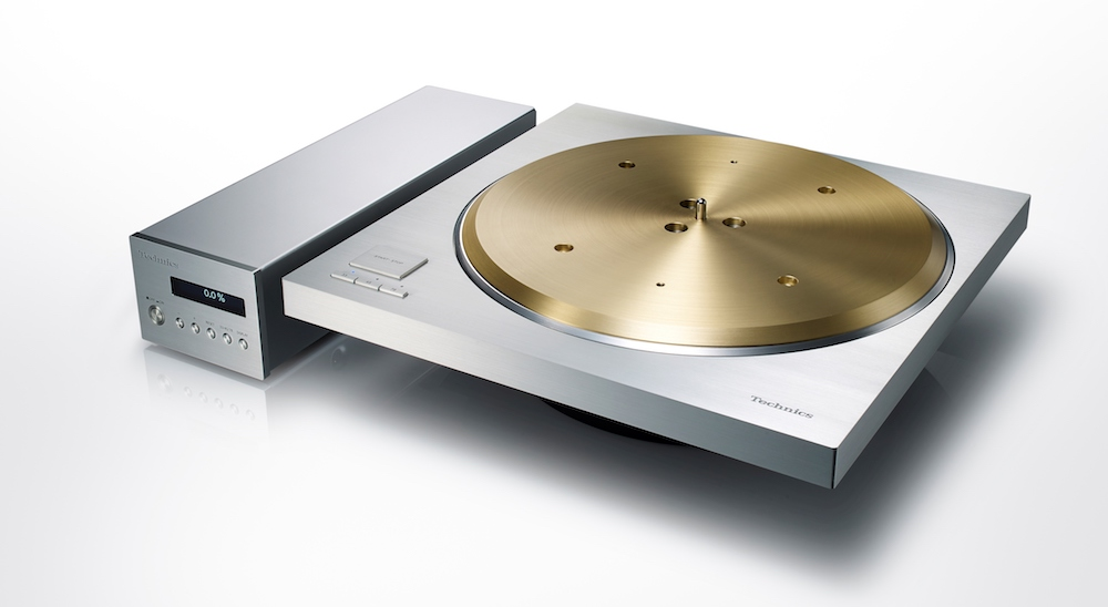 Technics Direct Drive Turntable SP 10R_angle_small