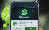 WhatsApp Stato, testo colorato al posto della foto