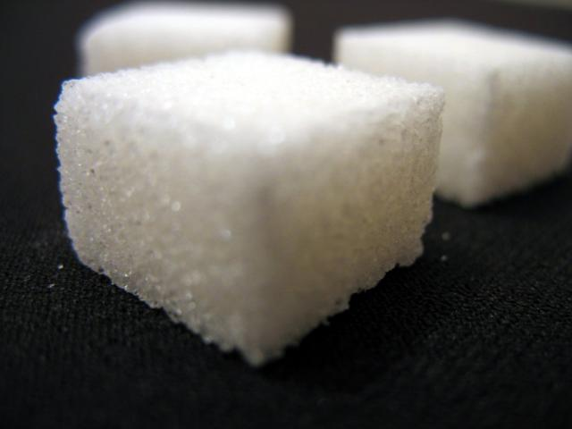 batterie allo zucchero