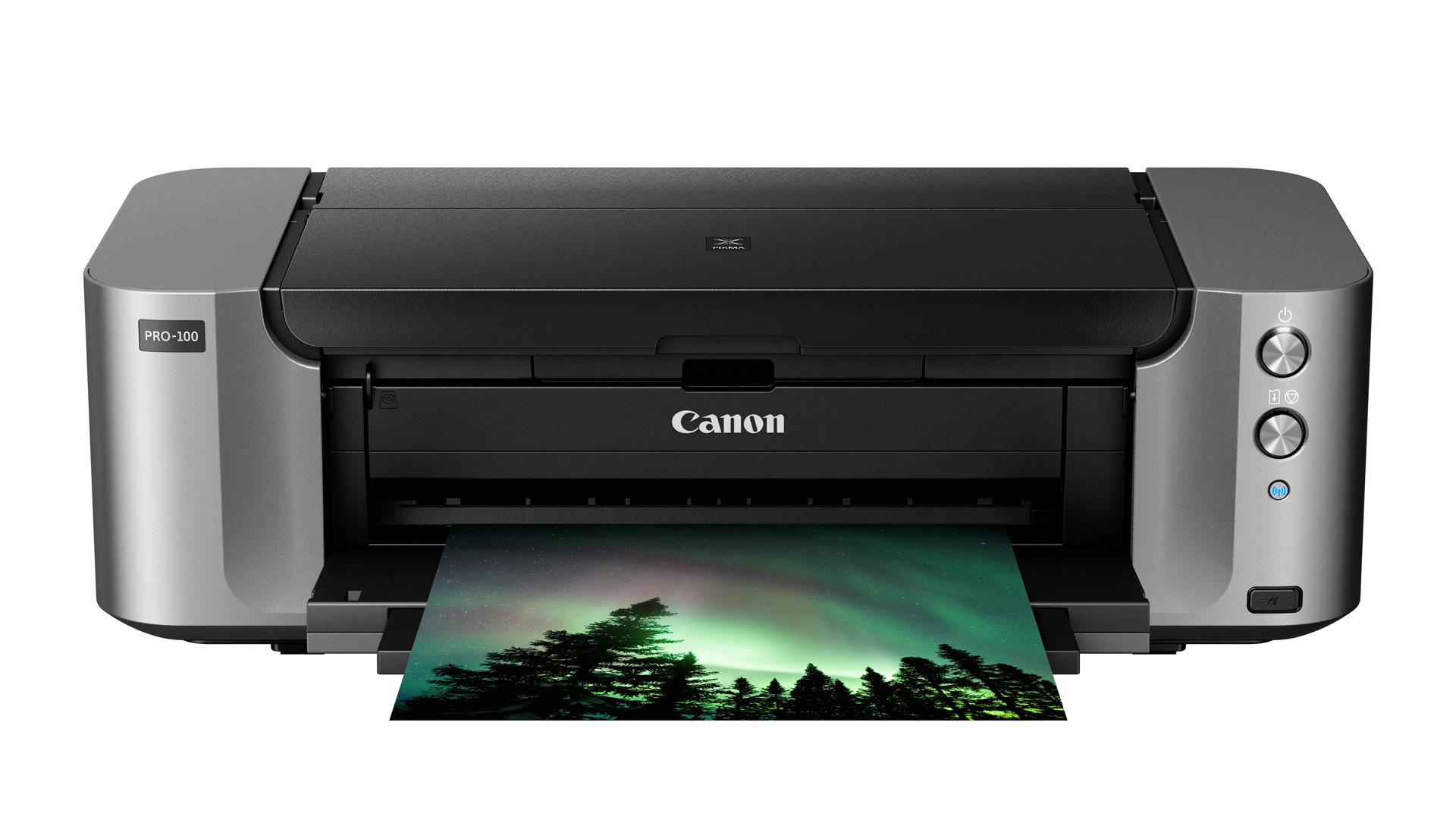 canon pixma pro 100 a3 printer
