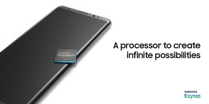 Samsung Galaxy Note 8: il processore Exynos 8895 per l'Italia