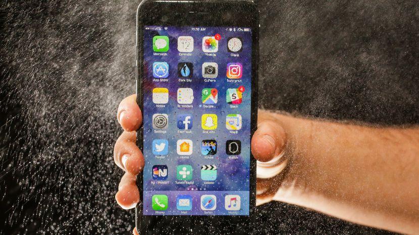 iPhone 7 schermo