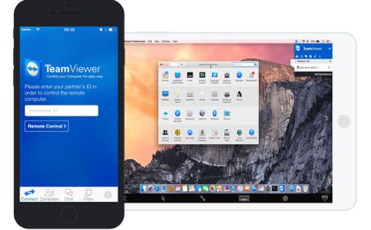 Condivisione del desktop: TeamViewer arriva su iOS 11