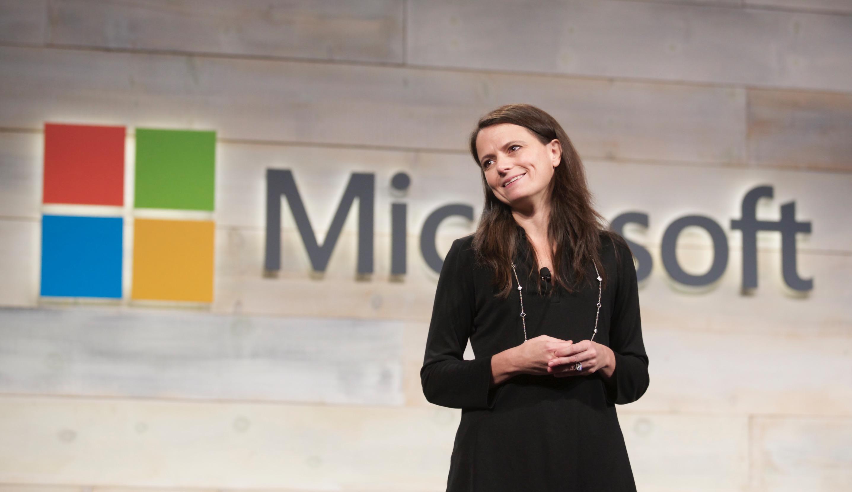 Amy Hood Microsoft