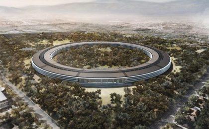 Apple Park, scopriamo il Campus che ospiterà l'evento iPhone 8