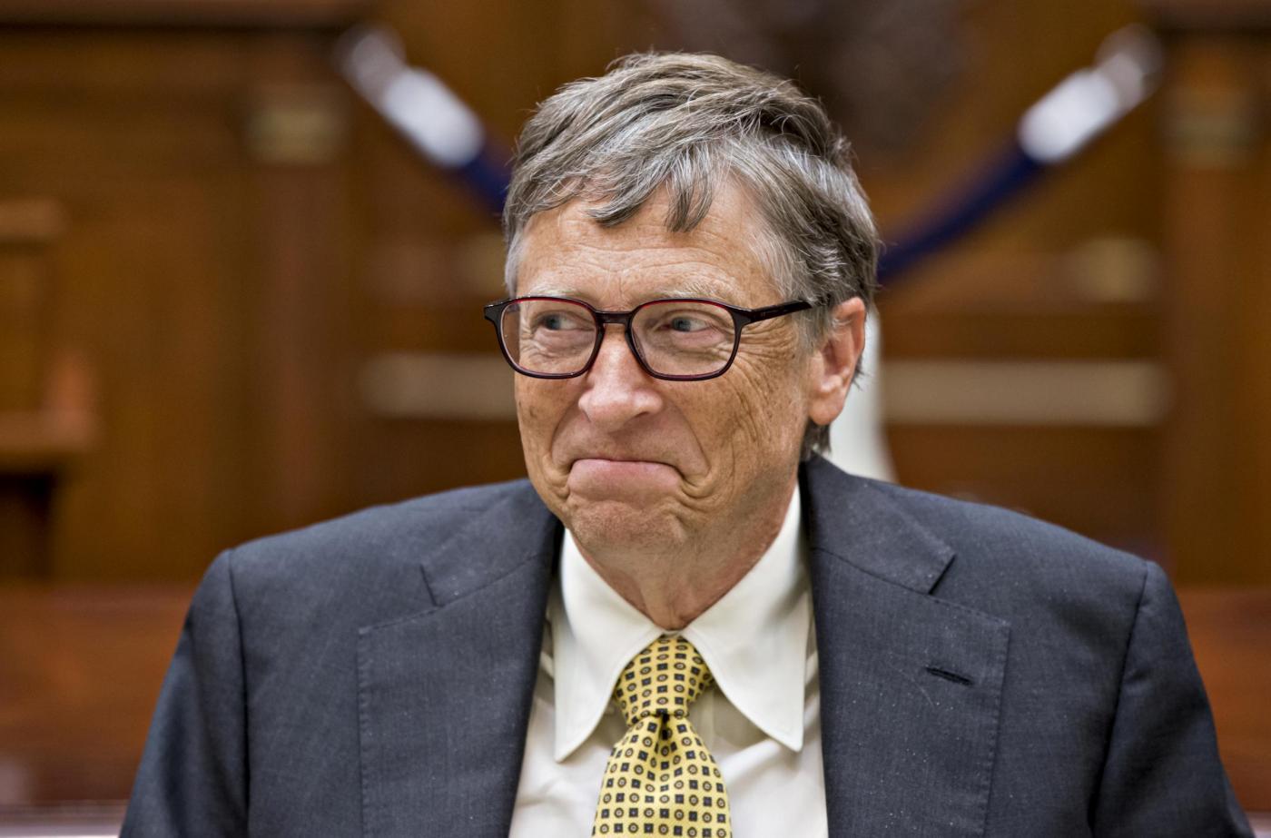Bill Gates ha uno smartphone Android: quale modello?