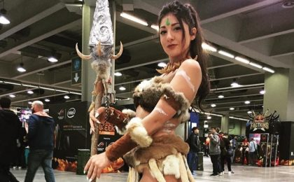 Games Week 2017 Milano: ospiti, cosplayer e youtuber