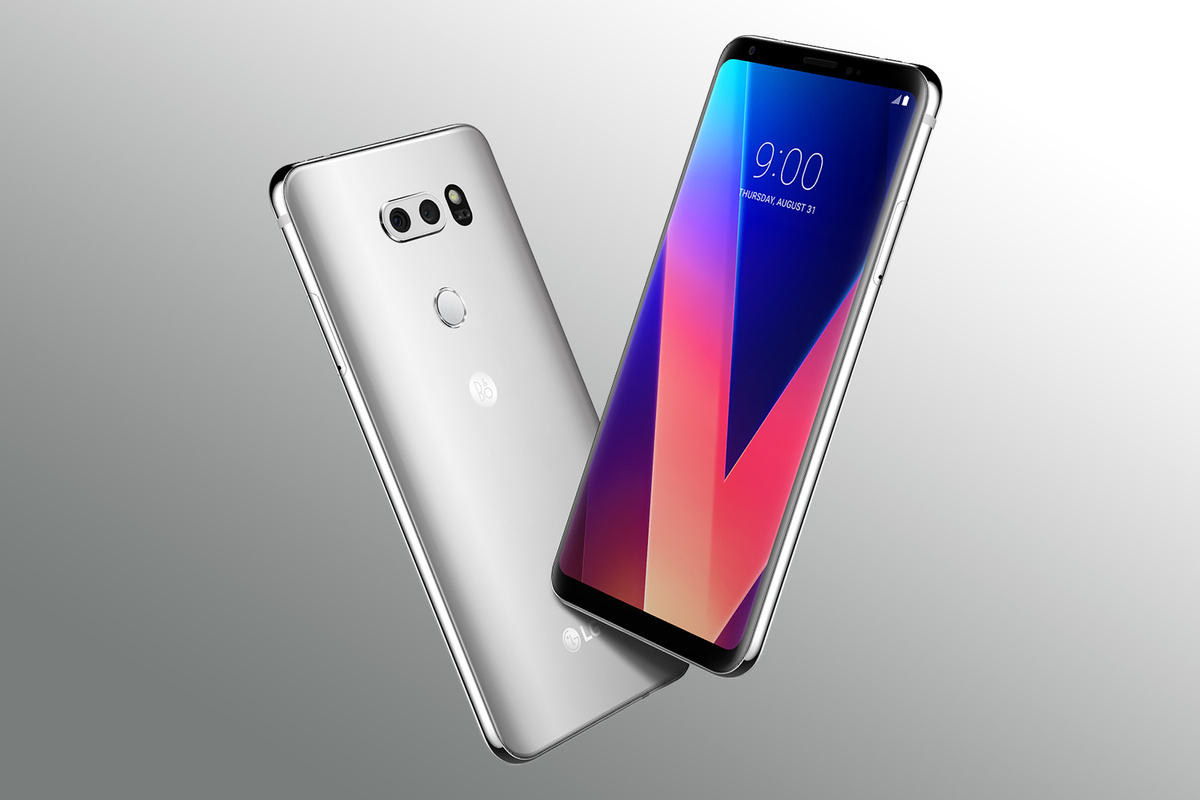 Design LG V30