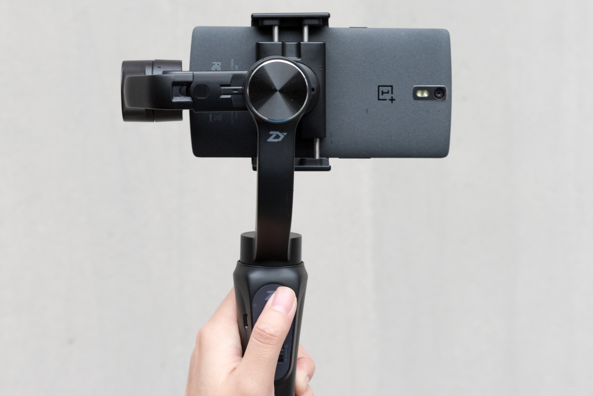 Design Smooth Q Zhiyun