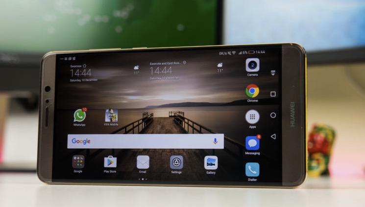 Display Mate 9 di Huawei