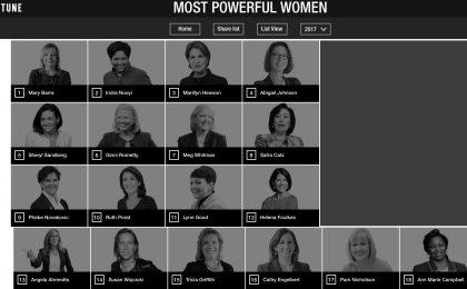 Le otto donne più potenti del mondo tech