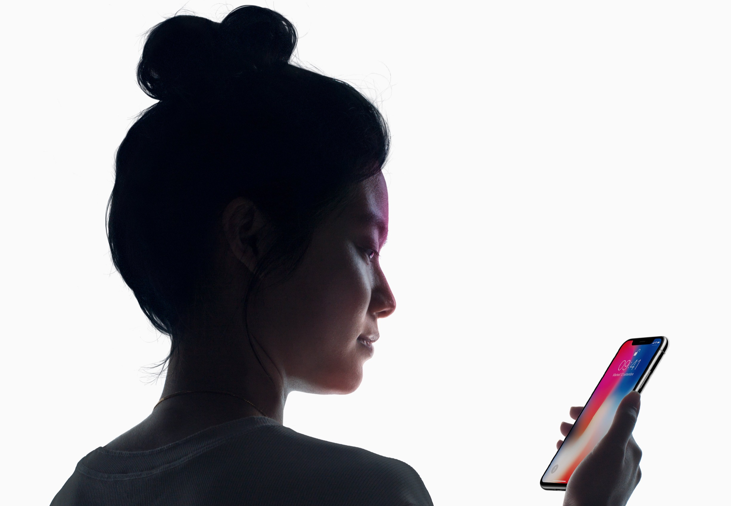 Face ID privacy iPhone X
