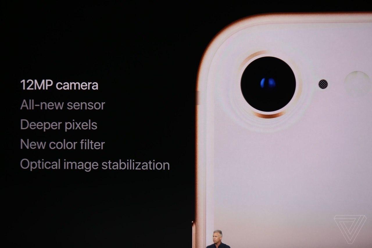 Fotocamera iPhone 8