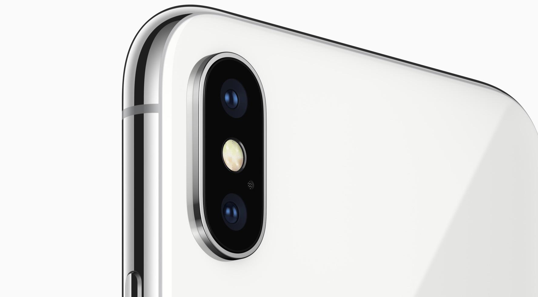 Fotocamera posteriore iPhone X
