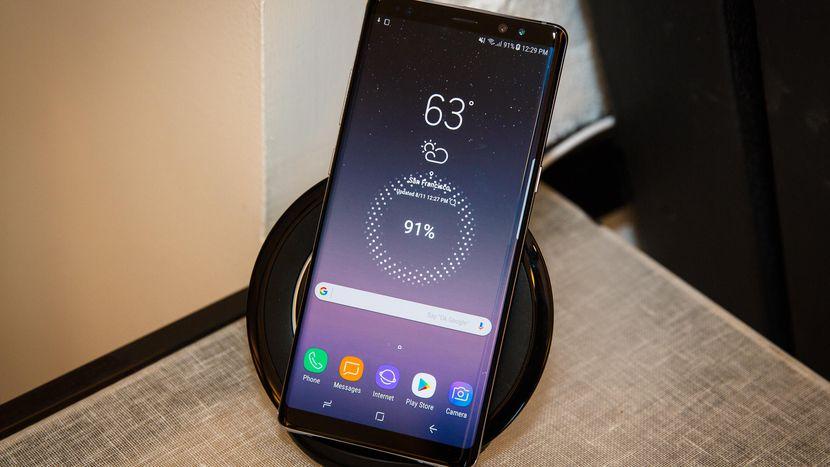 Galaxy Note 8 processore di Samsung