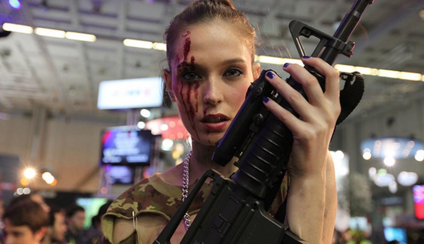 Games Week 2017: i migliori Cosplayer