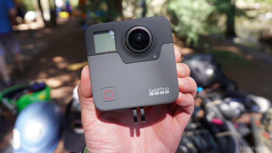 GoPro Fusion specifiche tecniche
