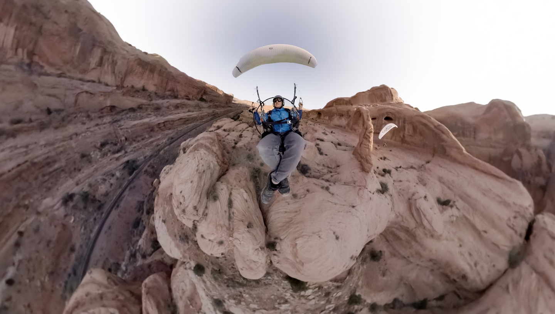 GoPro Fusion video 360 gradi