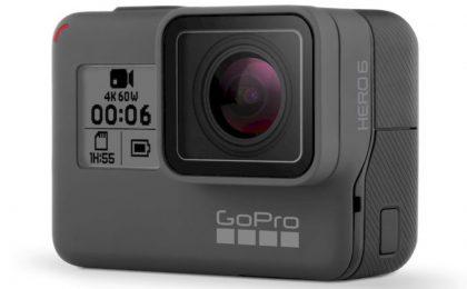 GoPro Hero 6 Black: prezzo, scheda tecnica e uscita ufficiali
