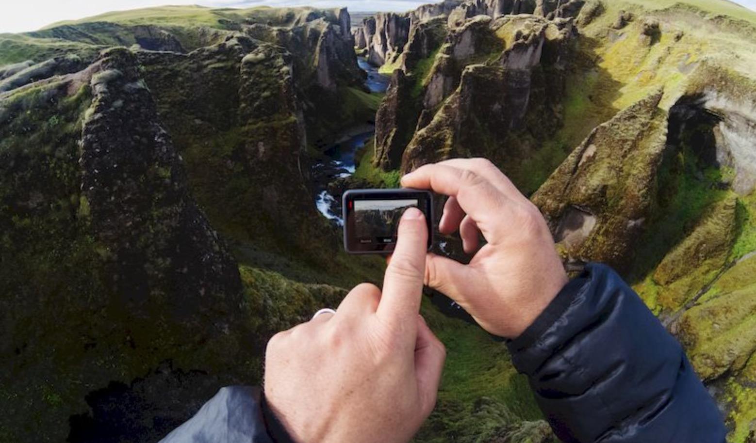 GoPro Hero 6 Black video 4K 60 fps