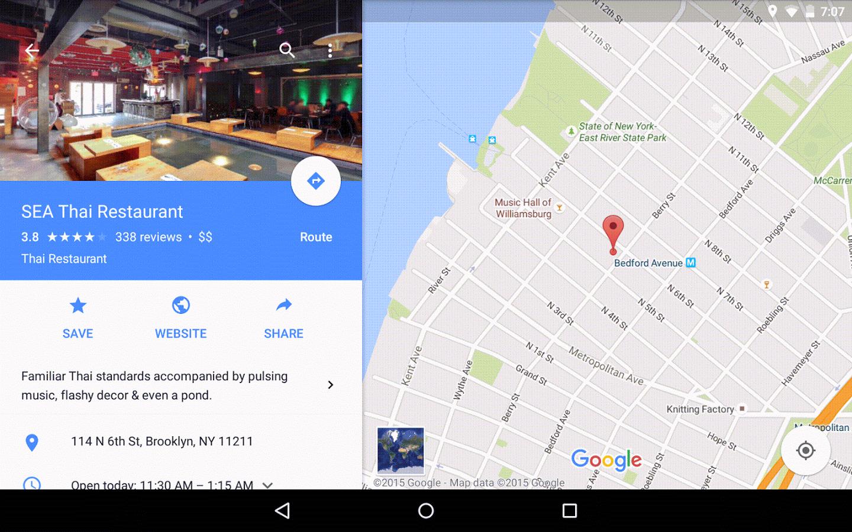 Google Maps v9.63: l'aggiornamento porta funzioni per i pendolari