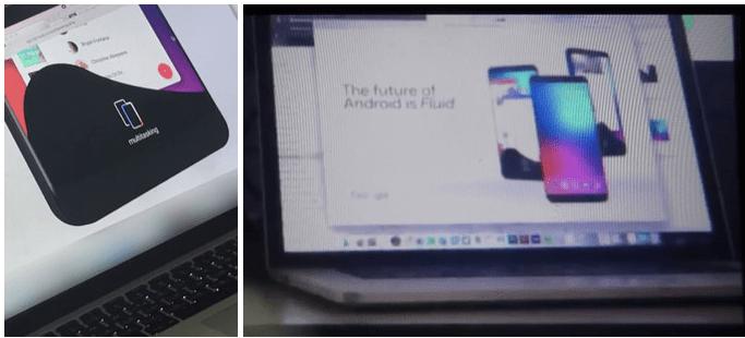 Google Ultra pixel fluido