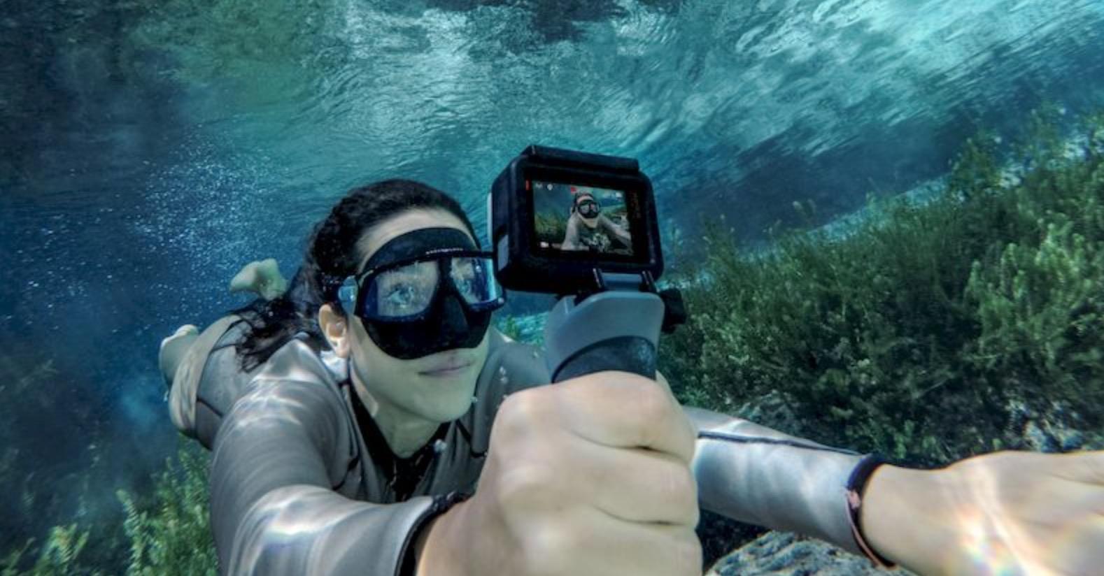 Hero 6 Black action cam GoPro