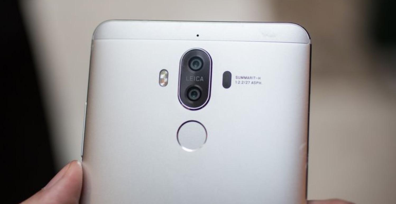 Huawei Mate 9 fotocamera posteriore