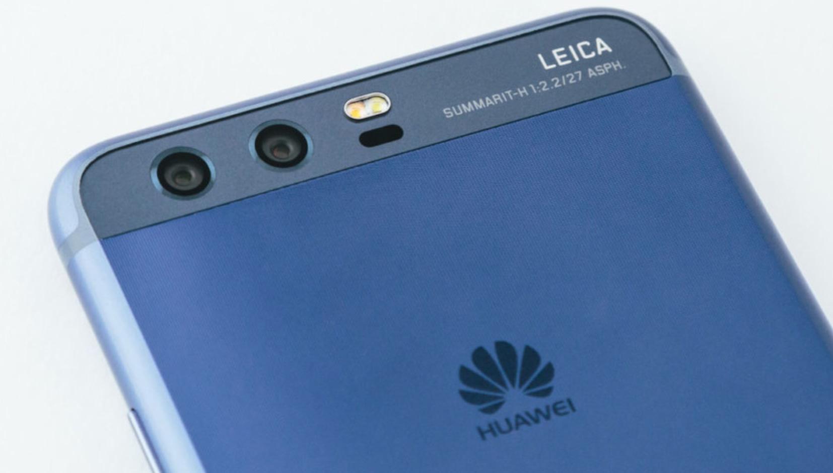 Huawei P10 Plus doppia fotocamera posteriore