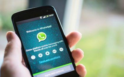 Novità Whatsapp: videochiamate picture in picture e stati di testo