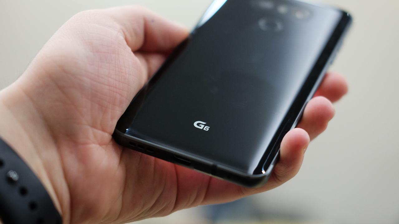 LG G6 batteria
