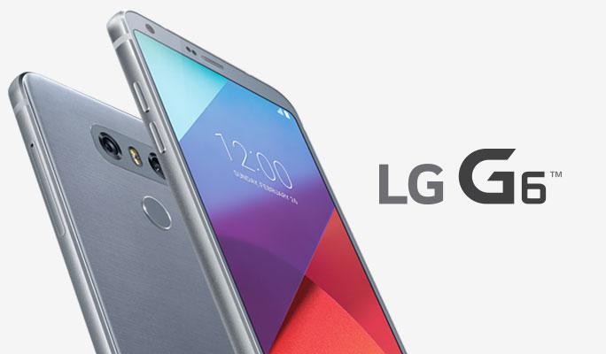 LG G6 processore