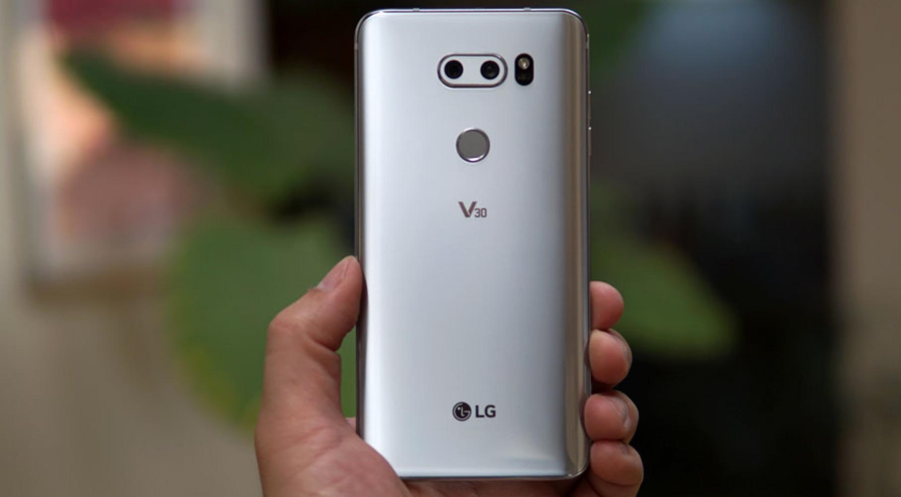 LG V30 RAM e memoria archiviazione