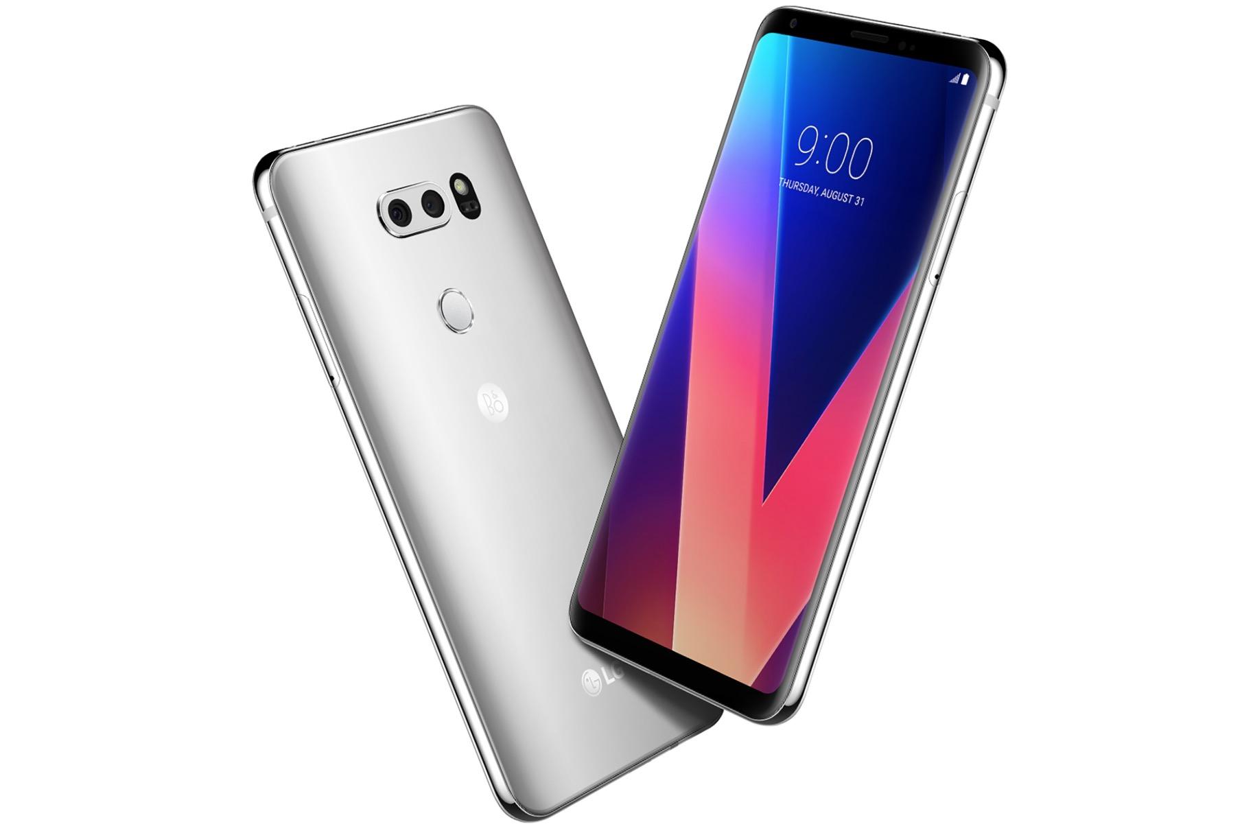 LG V30 processore