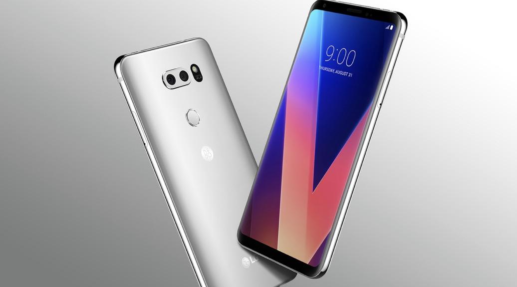 LG V30 sistema operativo