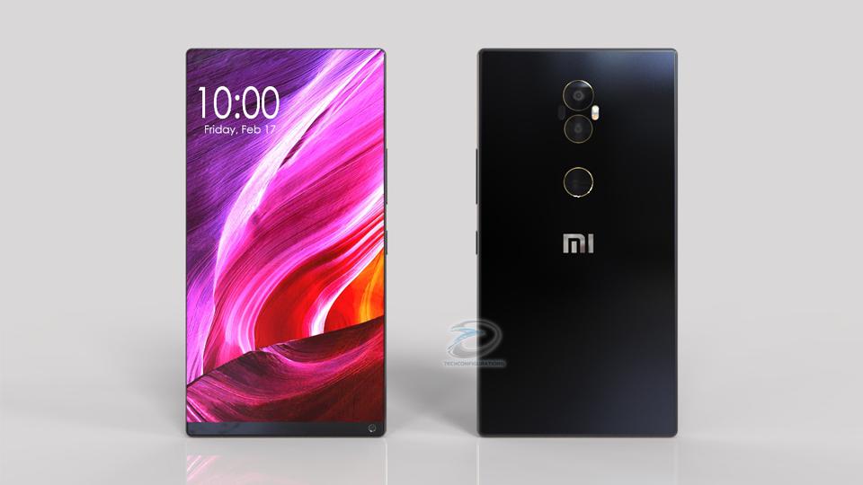 Xiaomi Mi Mix 2: scheda tecnica e uscita ufficiali