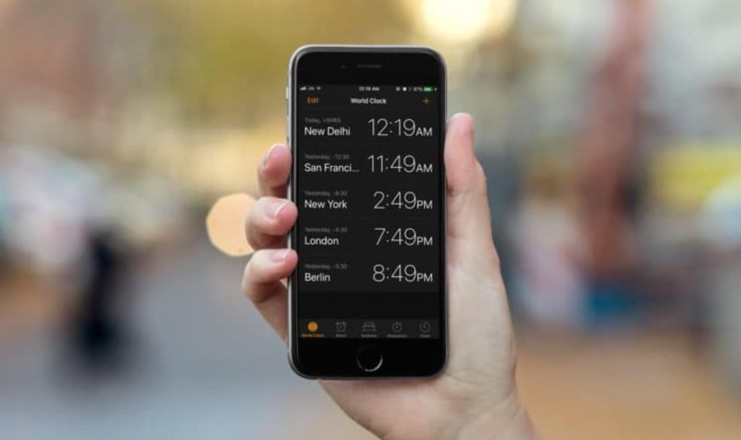 Modalità scura Smart Invert iOS 11